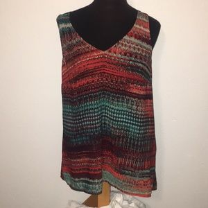 Maurice's Tank top size 1X